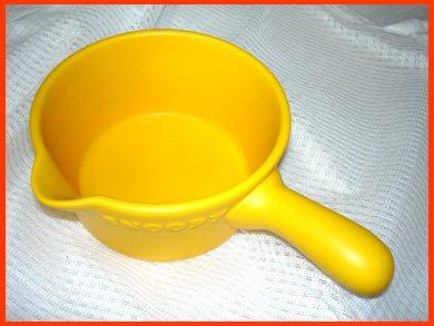☆スヌーピー陶器ミルクパン
