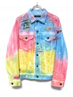 """<img class='new_mark_img1' src='https://img.shop-pro.jp/img/new/icons47.gif' style='border:none;display:inline;margin:0px;padding:0px;width:auto;' />THIRD DENIM JACKET """"COLORS"""""""