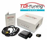 HINO レンジャー 5.1L 190PS CRTD4® TWIN CHANNEL  Diesel TDI Tuning
