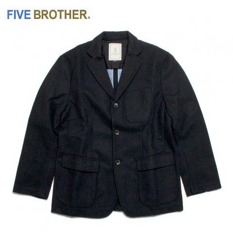 FIVE BROTHER MODERN HERITAGE メルトンウールジャケット ネイビー