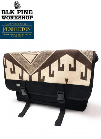 <img class='new_mark_img1' src='//img.shop-pro.jp/img/new/icons20.gif' style='border:none;display:inline;margin:0px;padding:0px;width:auto;' />BLK PINE WORKSHOP PENDLETON MESSENGER BAG ブラックパインワークショップ ペンドルトン メッセンジャーバッグ