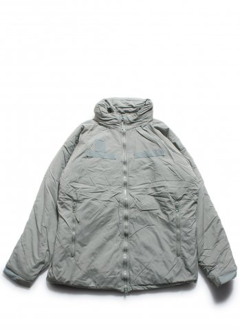 ECWCS GEN3 LEVEL7  PRIMALOFT PARKA プリマロフト パーカー ロング グレー (DEAD STOCK)