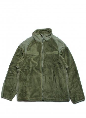 ECWCS GEN3 LEVEL3 FLEECE JACKET フリースジャケット フォリッジ SMALL (DEAD STOCK)