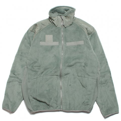 ECWCS GEN3 LEVEL3 FLEECE JACKET フリースジャケット フォリッジ MEDIUM (DEAD STOCK)