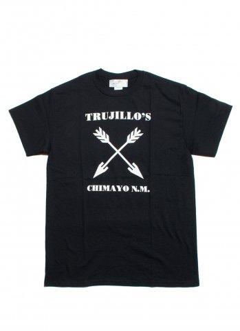 Trujillo's CrossArrow トゥルフィリオス クロスアロー Tシャツ ブラック
