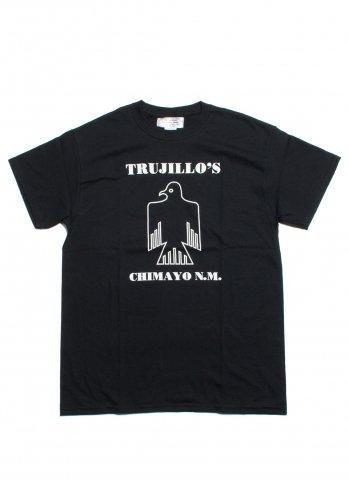 Trujillo's Thunderbird トゥルフィリオス サンダーバード Tシャツ ブラック