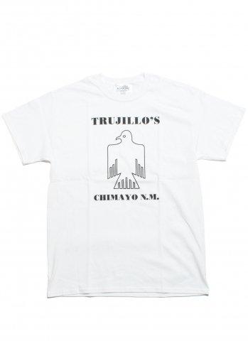 Trujillo's Thunderbird トゥルフィリオス サンダーバード Tシャツ ホワイト