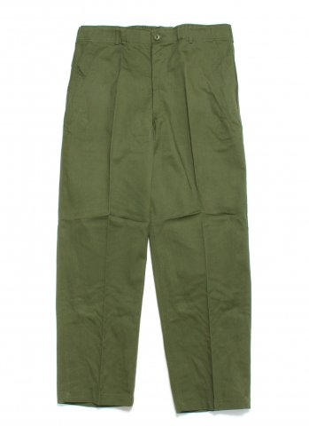 USアーミー ユーティリティトラウザー パンツ TROUSERS UTILITY DURABLE PRESS OG-507 (DEAD STOCK)