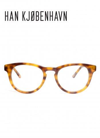 Han Kjobenhavn TIMELESS ハン コペンハーゲン タイムレス 眼鏡 イタリア製 RAVEN/CLEAR