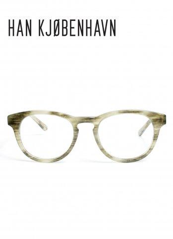 Han Kjobenhavn TIMELESS ハン コペンハーゲン タイムレス 眼鏡 イタリア製 WOLF/CLEAR