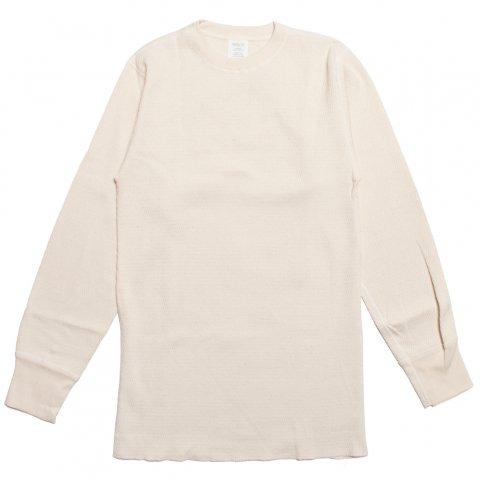 US MILITARY Thermal Shirt Dead Stock ミリタリー サーマル Tシャツ 長袖