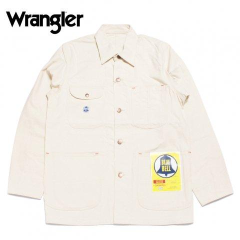 Wrangler ラングラー ブルーベル カバーオール 生成り Blue Bell Work Series オフホワイト