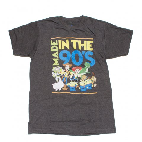 Toy Story MADE IN THE 90'S Tシャツ トイストーリー Disney Pixar