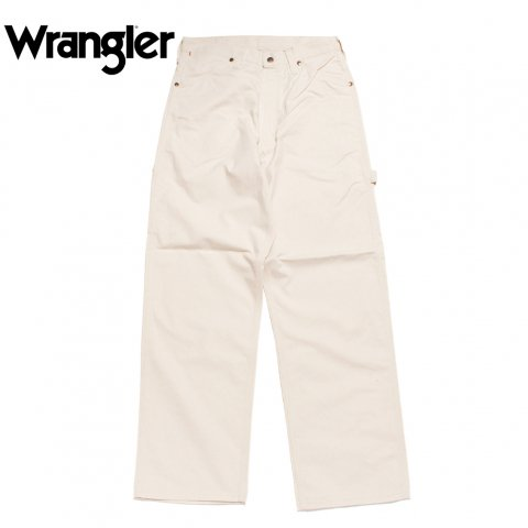 Wrangler ラングラー ブルーベル 生成り ペインターパンツ Blue Bell Work Series オフホワイト