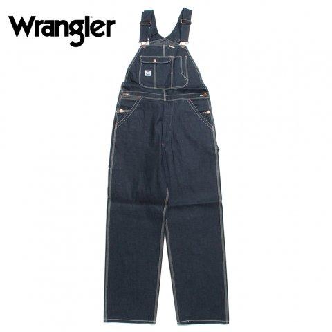 Wrangler ラングラー ブルーベル デニム オーバーオール Blue Bell Work Series インディゴ