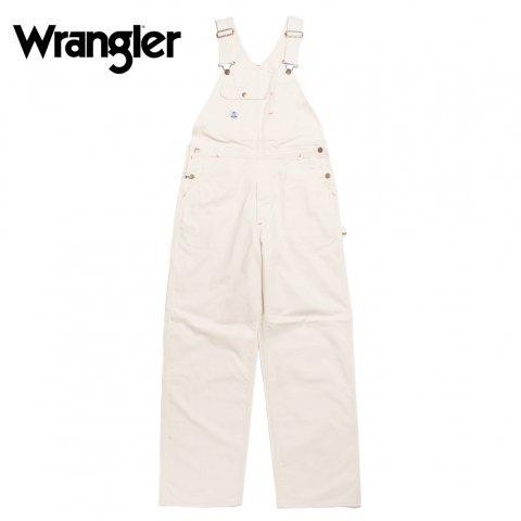 Wrangler ラングラー ブルーベル 生成り オーバーオール Blue Bell Work Series インディゴ