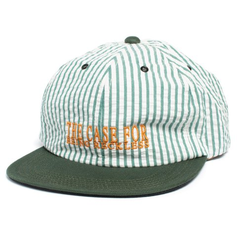 THE H.W.DOG&CO. SEERSUCKER CAP ドッグアンドコー シアサッカー キャップ D-00394 グリーン