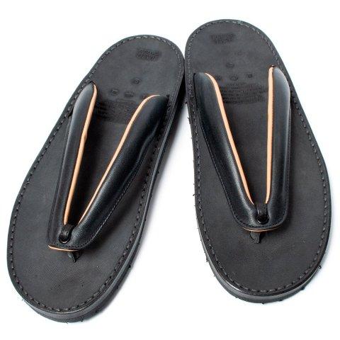 TOKYOSANDAL SETTA SANDAL トーキョーサンダル セッタサンダル ブラック