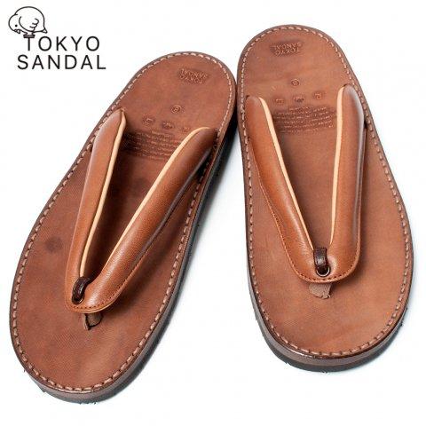 TOKYOSANDAL SETTA SANDAL トーキョーサンダル セッタサンダル ブラウン