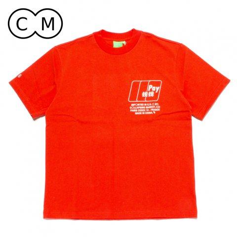 Collapsing Market コラプシングマーケット Tシャツ CHINA SHIPPING S/S TEE