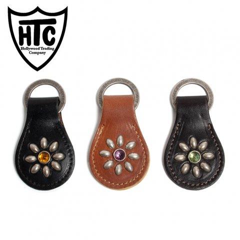 HTC エイチティーシー スタッズ キーホルダー Hollywood Trading Company #24 KEY HOLDER