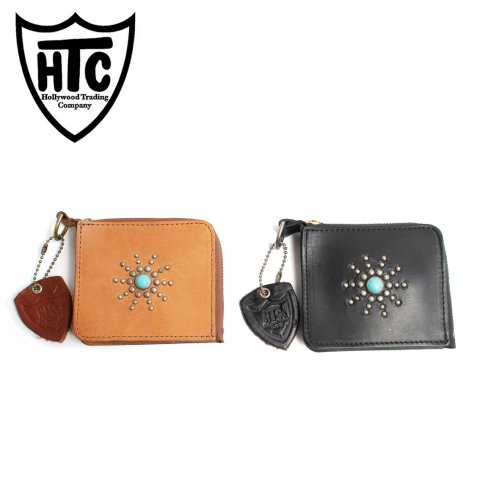 HTC エイチティーシー カードケース 財布 Hollywood Trading Company #STARBURST TQ CARD CASE
