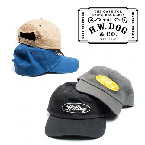 THE H.W.DOG&CO. ドッグアンドコー ウォッシュ ガス キャップ GAS CAP D-00458 日本製