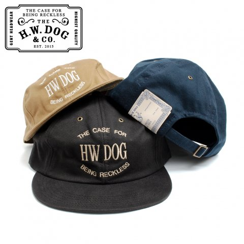THE H.W.DOG&CO. ドッグアンドコー ストアキャップ STORE CAP D-00450 日本製