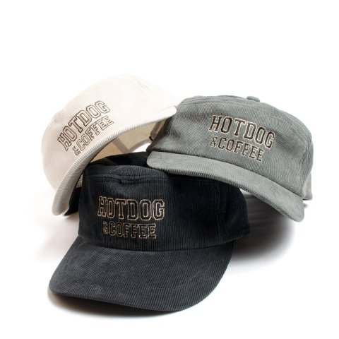 THE H.W.DOG&CO. ドッグアンドコー コマーシャルキャップ HOTDOG & COFFEE CAP D-00460 日本製