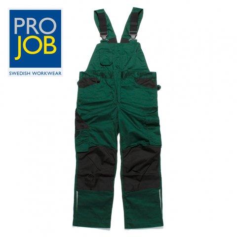 PROJOB プロジョブ オーバーオール ワークウェア Bib Overall グリーン
