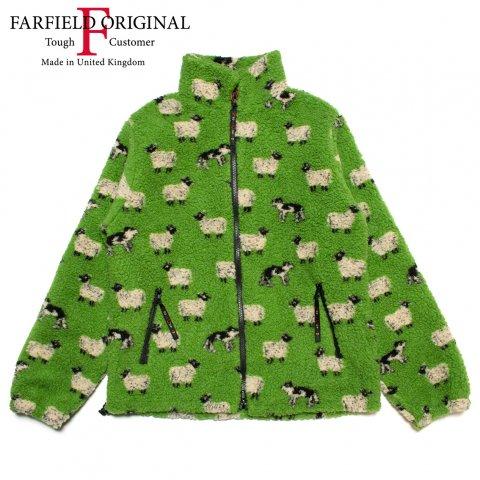 FARFIELD ORIGINAL  FELL JACKET ファーフィールドオリジナル フィルジャケット Green Sheep-Dog イギリス製