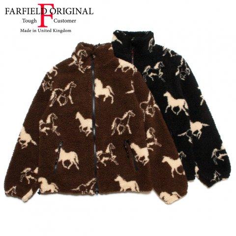 FARFIELD ORIGINAL  FELL JACKET ファーフィールドオリジナル フィルジャケット Horse イギリス製