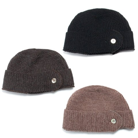 THE H.W.DOG&CO. TIM KNITCAP 20AW ドッグアンドコー ニットキャップ D-00468 日本製