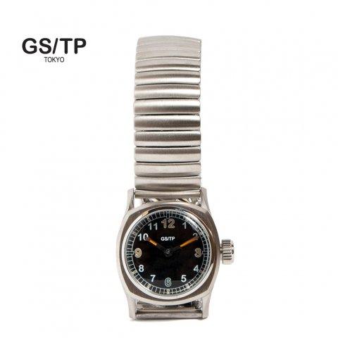 GS/TP ジーエスティーピー 腕時計 ミリタリーウォッチ TRADE PATTERN DIAL ブラックダイアル