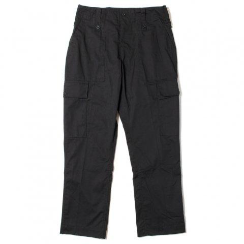 British Army Light Weight Trousers Black イギリス軍 カーゴパンツ ブラック