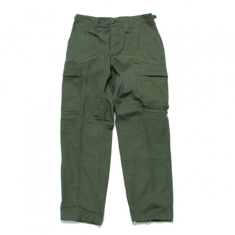 アメリカ軍 カーゴパンツ TROUSERS CAMOUFLAGE GREEN 483 BDU CARGO PANTS (DEAD STOCK)
