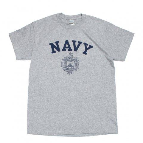 アメリカ海軍兵学校 オフィシャル Tシャツ USNA OFFICIAL Over Crest S/S Tee