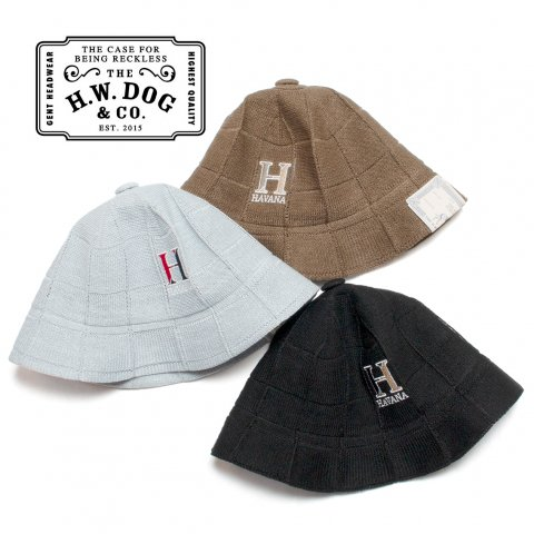 THE H.W.DOG&CO. ドッグアンドコー メッシュ ボールハット BALL MESH HAT D-00515 日本製