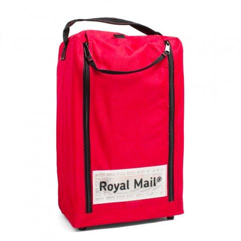 イギリス ROYAL MAIL オフィサーケース 収納ケース 折り畳み式 (DEAD STOCK)