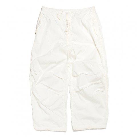 アメリカ軍 US Military Snow Camo Pants スノーカモ オーバーパンツ Pocket & Bleach Custom (DEAD STOCK)