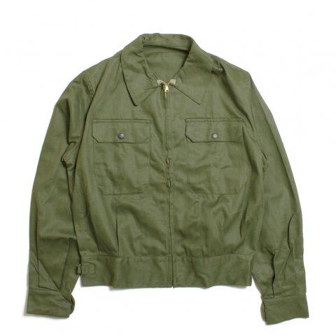 オーストラリア軍 Australian Army IKE Jacket 60's ドリルジャケット (DEAD STOCK)