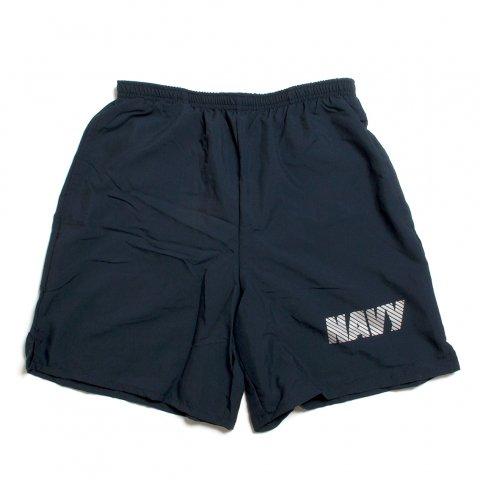 アメリカ軍 US NAVY トレーニングショーツ ニューバランス製 MADE IN USA (DEAD STOCK)