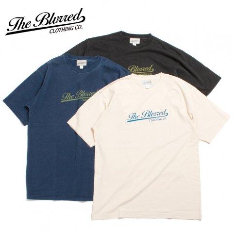 BLURRED CLOTHING ブラードクロージング Tシャツ ADVERTISING T-SHIRTS BLD040