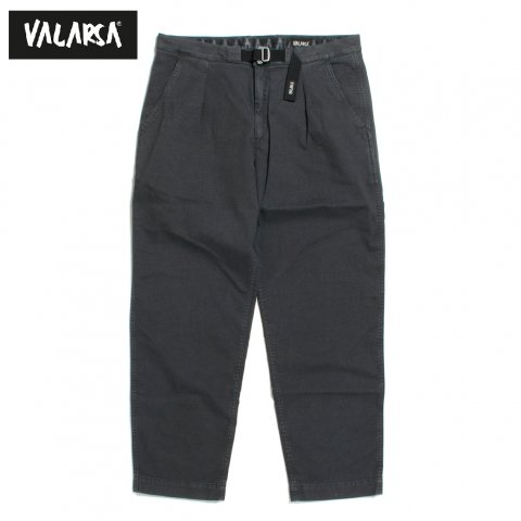 VALARSA ヴァラールサ SPITZ FLANNEL テーパード イージーパンツ イタリア製