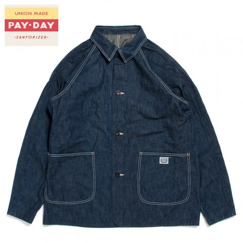 PAYDAY ペイデイ 40's 大戦カバーオール WW II COVERALL PD-007CA