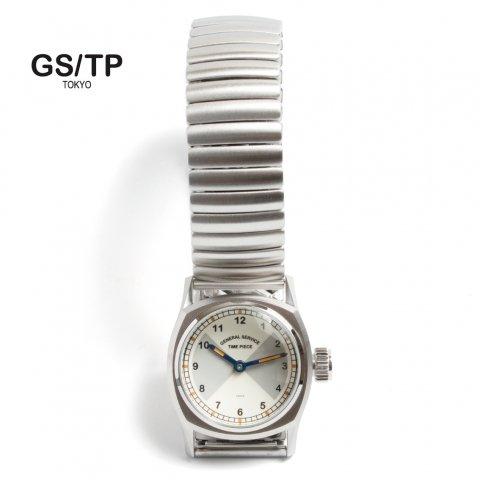 GS/TP ジーエスティーピー 腕時計 ミリタリーウォッチ BOW TIE DIAL ボウタイ ダイアル QMD08C