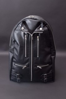 TEARS OF SWAN-ZIP RIDERS RUCKSACK(受注生産/11月下旬納品)