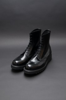 TEARS OF SWAN×KIDS LOVE GAITE-SHARKSOLE LACED BOOTS