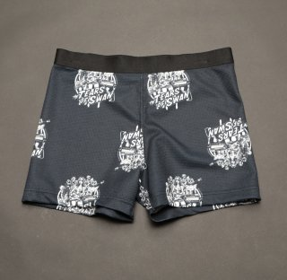 TEARS OF SWAN×Rockin Jelly Bean-BOXER PANTS