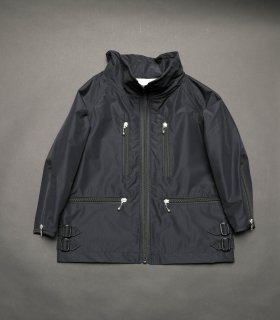 TEARS OF SWAN-KIDS ZIP NYLON JACKET
